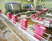 Indústria de laticínios, climatização industrial